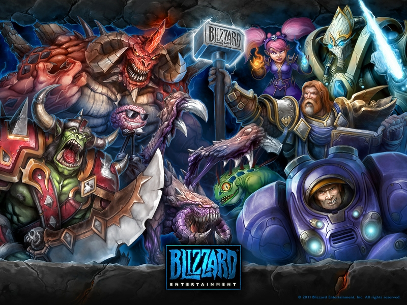 blizzard-games-collage-artwork