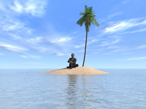 Deserted Island Survival Activity is an Alltime Favorite